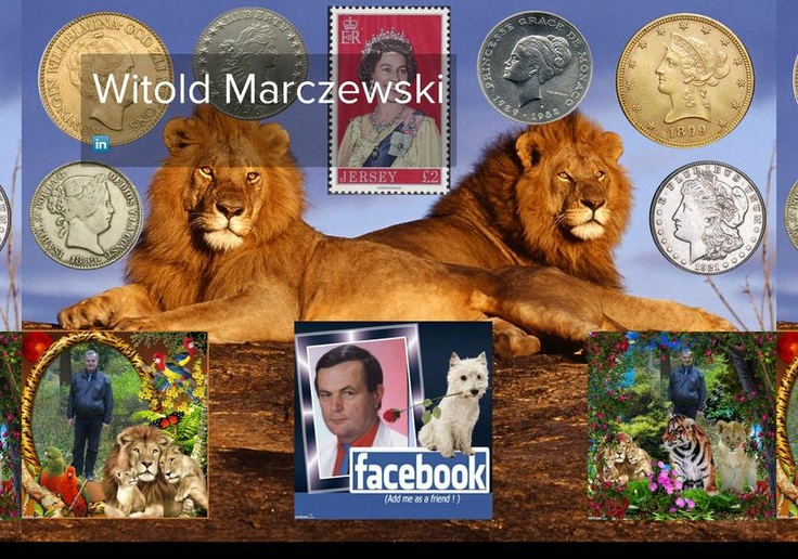 Witold Marczewski's page on about.me – http://about.me/bigwit