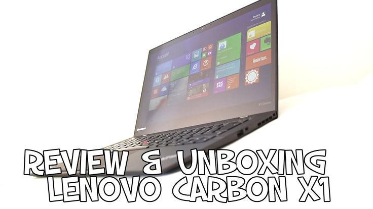 Review & Unboxing Lenovo ThinkPad X1 Carbon | PgunMan http://wp.me/p2gLlg-47F #FR, #Fra, #Français, #LENOVO, #Ordinateur, #Pgunman, #Portable, #Review, #Test, #ThinkPadX1Carbon, #Unboxing, #Video