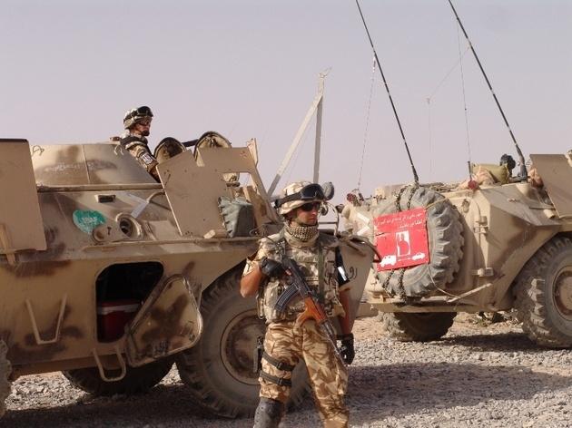 Patru militari români din Batalionul 2 au fost răniţi în Afganistan