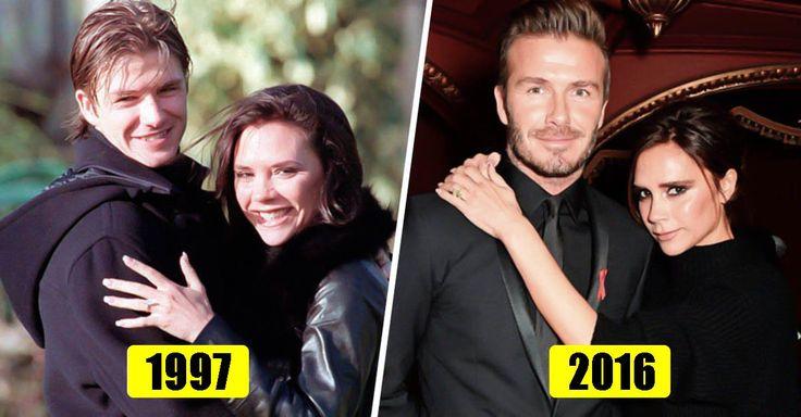 39 parejas de celebridades, cantantes, actores, modelos o presentadores que han durado décadas juntos y han superado la adversidad de Hollywood para mantenerse.