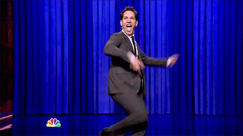 Paul Rudd And Jimmy Fallon's Lip Sync Battle Is One For The Ages