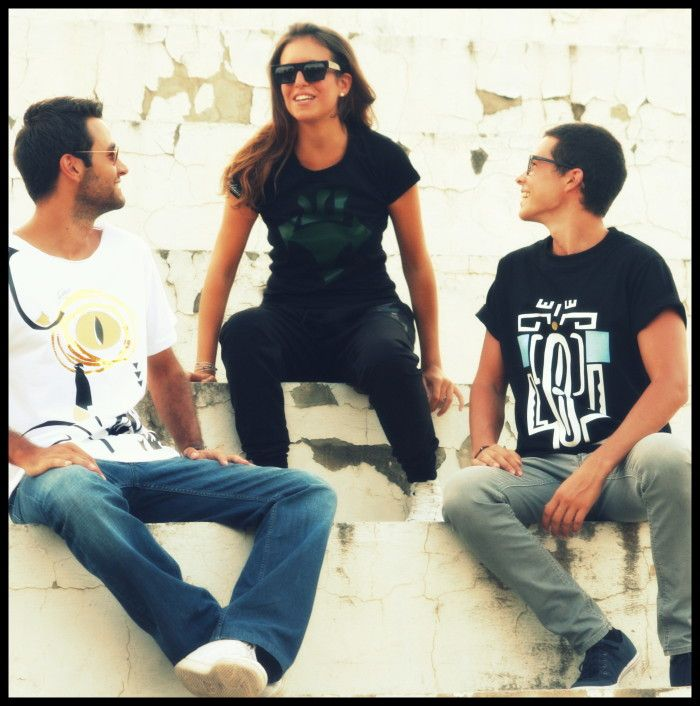 Urban life    Paul,Claudia and Albert having a relaxed moment in- between classes.  Different nationalities,different backgrounds ,different views,one thing in common:  their shared love for The Artians urban collection .  Fall in love , create memories ,embrace diversity ,wearing The Artians.