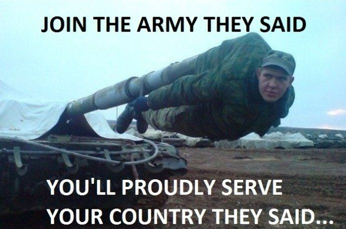 Funny Army memes!