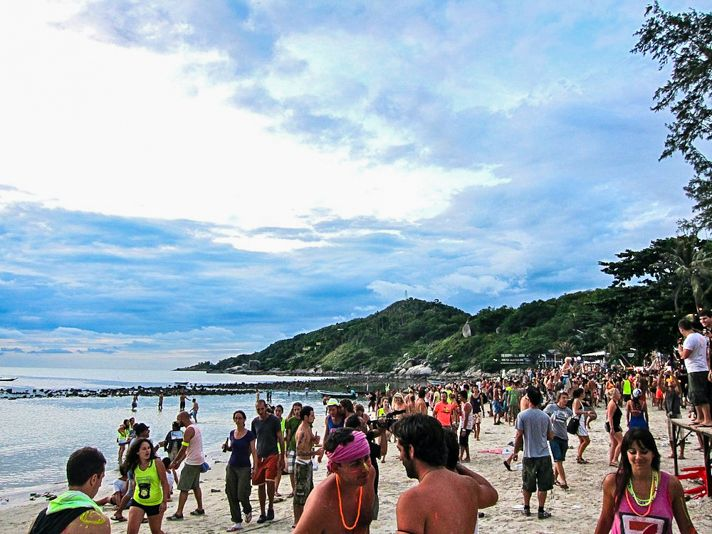 The Beginners Guide To Full Moon Party In Thailand