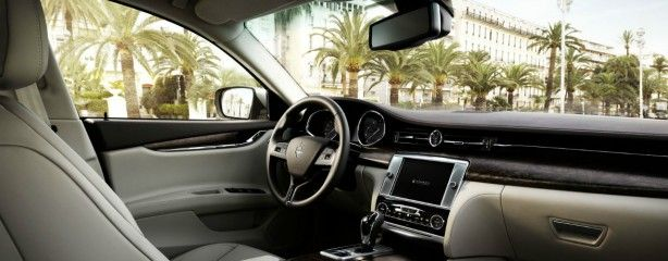 2015 Maserati Quattroporte | new car review - AutoMiddleEast.com