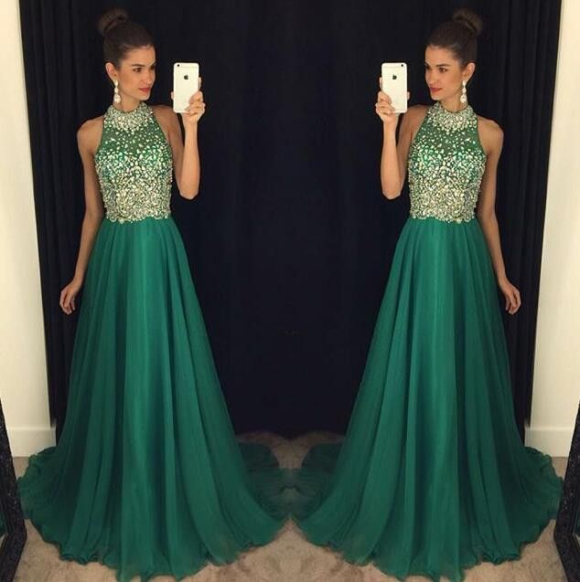 green prom Dress,charming Prom Dresses,Evening Dress,long prom dress,new prom dress,BD1654 More: www.coniefoxdress.com #coniefoxreviews #prom2k