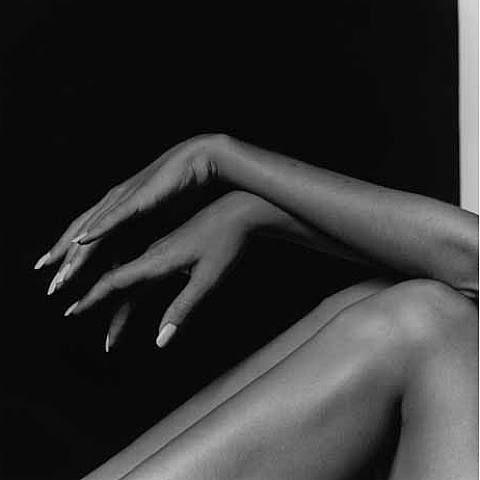 Hands, 1981 by Robert Mapplethorpe