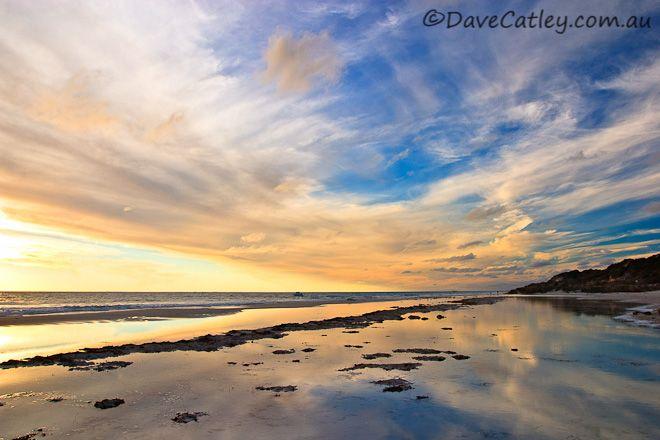 Summer Refletions-Mullaloo Beach-Perth