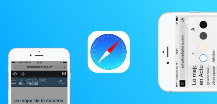 Los mejores trucos para exprimir al máximo Safari en iOS (1/2) - http://www.actualidadiphone.com/los-mejores-trucos-para-exprimir-al-maximo-safari-en-ios-12/