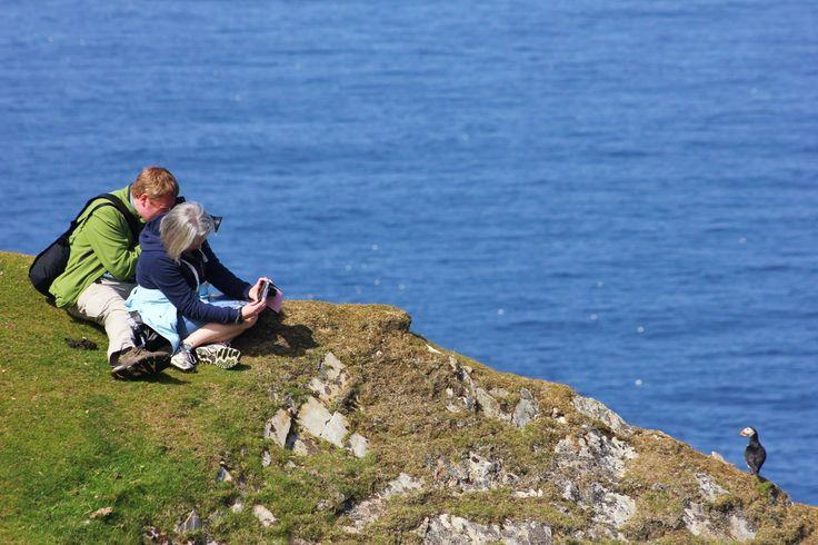 Hillside Brae Self-Catering, Gulberwick, Shetland Islands, Scotland. Holiday. Travel. Cottage. Lodge. Accommodation. (Sleeps 1 - 4)