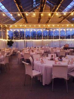 The Greenhouse Banquet Facility — La Cucina di Hampden House