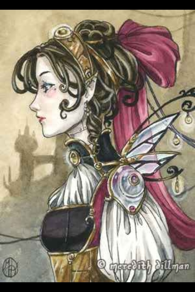 steam punk anime steampunk - photo #7
