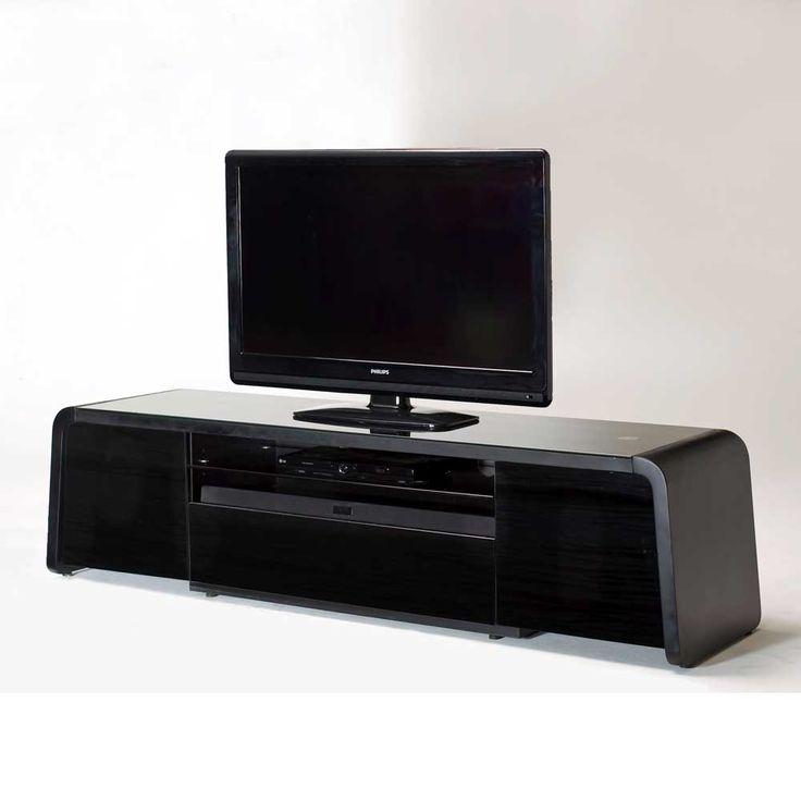 Marvelous TV Board in Schwarz cm breit Jetzt bestellen unter https moebel ladendirekt de wohnzimmer tv hifi moebel tv lowboards uid udceb b fed cf