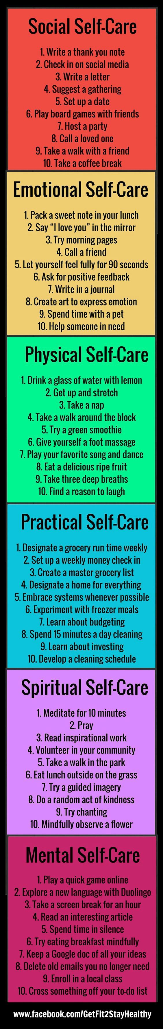 Getting Fit is all about nutrition, exercise and self-care (mentally).  #GetFit2StayHealthy today! Need help?  Let's connect!  Email me with a list of your goals and lifestyle to getfit2stayhealthy@gmail.com.   #GetFit2StayHealthy #HealthTips