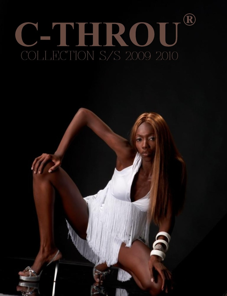 Unforgettable collection by C-THROU
