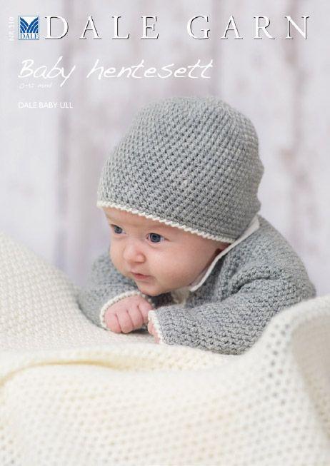 Designene i denne hentesett katalogen strikkes i Dale Baby Ull som er spunnet av den beste kvalitetsullen fra merinosauen. Ullen er grundig kjemmet slik at plaggene føles myke og behagelige mot barnets hud. Våre garnkvaliteter er spunnet av naturens beste råvarer, og kun det beste er godt nok for deg som har kjærlighet til håndarbeid og