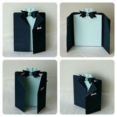 #fathers day #jacket #shirt #suit #handmade #card #handmadehour  http://lliiddeellees-creations.weebly.com  http://www.ebay.co.uk/usr/lliiddeellee-uk  https://facebook.com/LliiddeelleesCreations