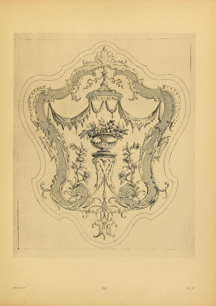 more@ - 1920 - Le style Louis XV by Jessen, Peter, 1858-1926