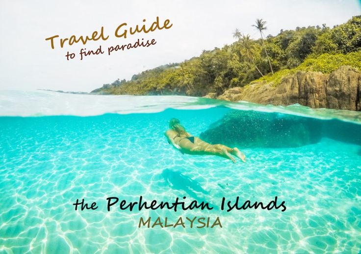 Perhentian Islands Travel Guide to Paradise | Malaysia | Southeast Asia's best island