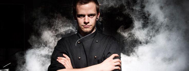 Andreas Egger im Team der Stubaierhof Küche