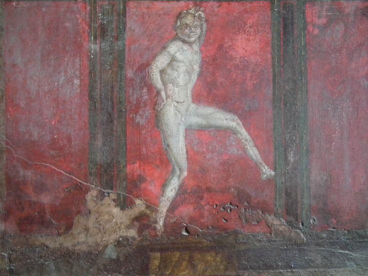 Pompei, Villa dei Misteri Fauno