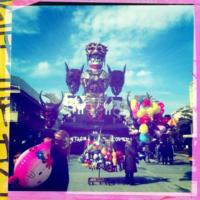 Carnival Viareggio