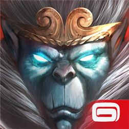 Heroes of Order and Chaos from Gameloft