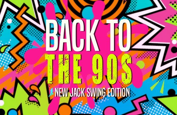 Back To The 90's: New Jack Swing (1-Hour Workout Mix) [120BPM] – Workout Mixes by Steady130