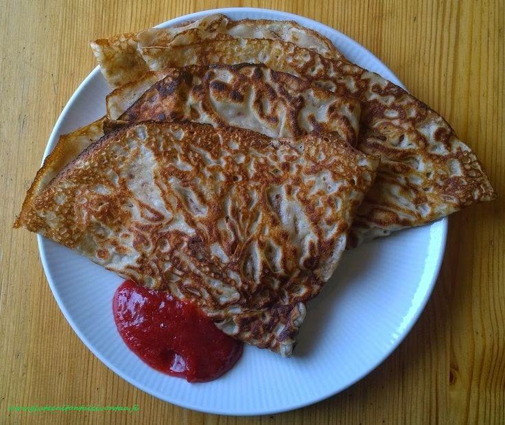 Gluteenitonta leivontaa: Gluteenittomat muurinpohjaletut