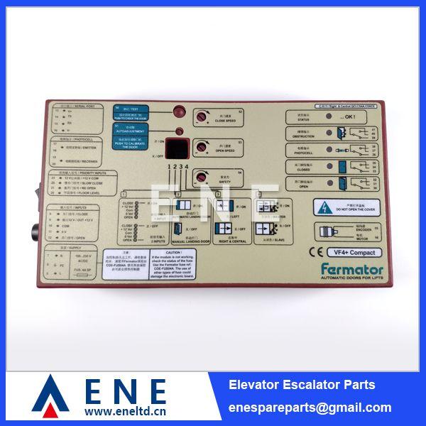 Vvvf4 Fermator Elevator Door Operator Controller Inverter 90 30 10 Elevator Door Elevation Energy Saving Systems