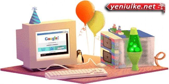 Google Ne Zaman Kuruldu GOOGLE 17 oldu - 4 Eylül 1998