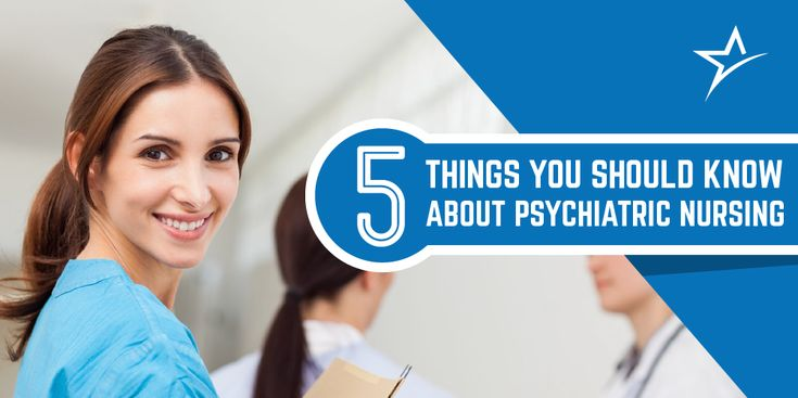 If you're interested in pursuing a career in psychiatric nursing, here are five things you should know.