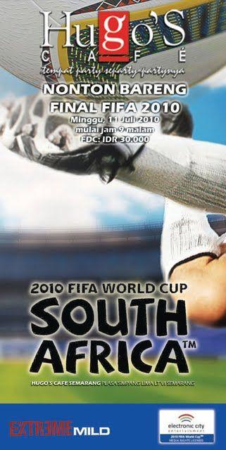 qinkqonk's Portfolio: Nonton Bareng Piala DUnia