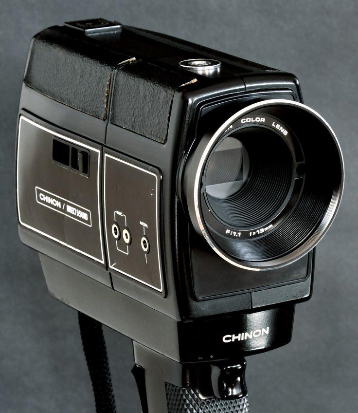Chinon f11 lens 100 s xl direct sound super8 zoom