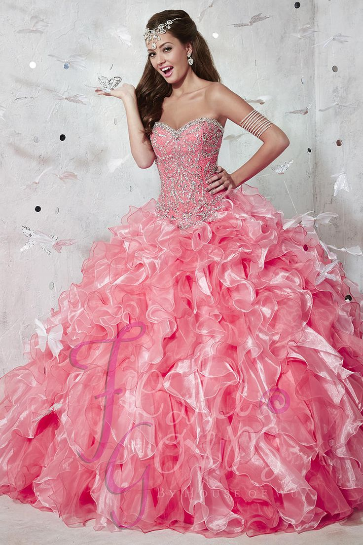 405 best Prom Maddie images on Pinterest | Ball dresses, Ball gown ...