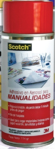 Adhesivo manualidades #Scotch