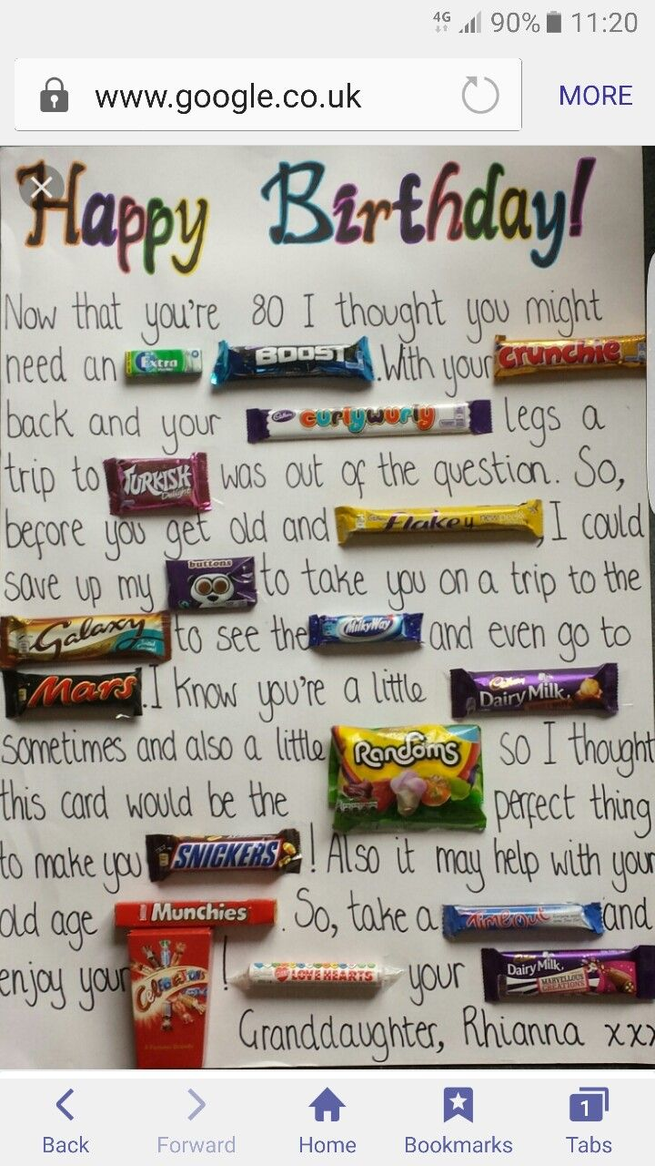 Pin By Sue On Cards Sayings Made Funny With Candy Bars