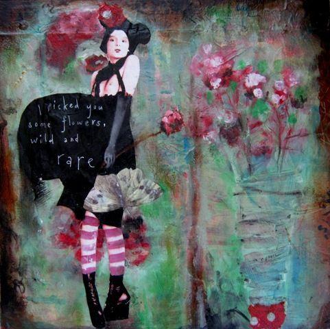 Love Monica's paintings