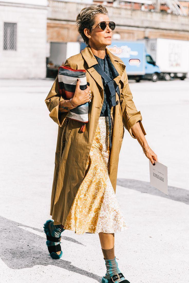 Mujer Invitada Abrigos De Armario La 3 Día Style Y Street mfw wqO8FwA
