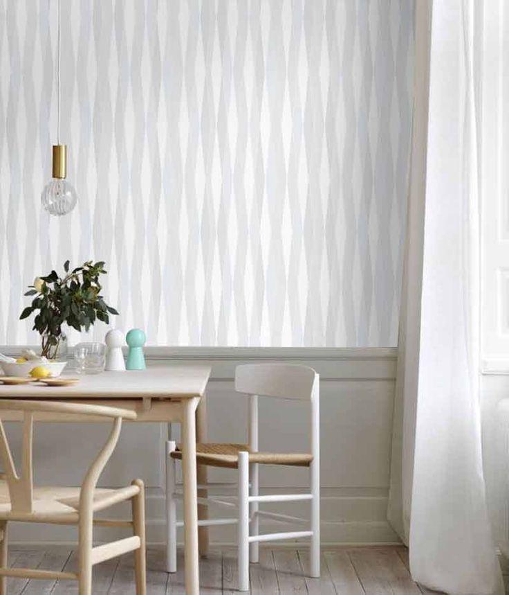 🔶 · EmPAPELados RETRO · 🔶 Viaja al pasado más trendy con papeles de pared de motivos geométricos. #tendencia #decoración #homedecor #interiorismo