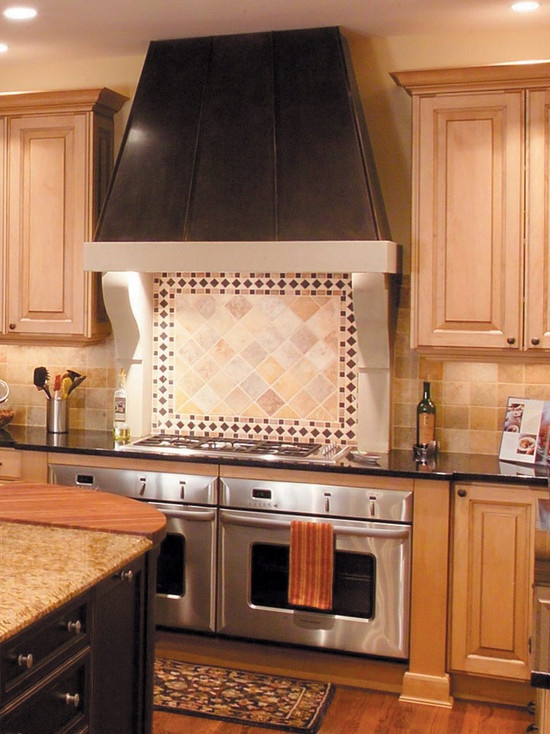 40 best stone kitchen range hood images on Pinterest | Dream ...