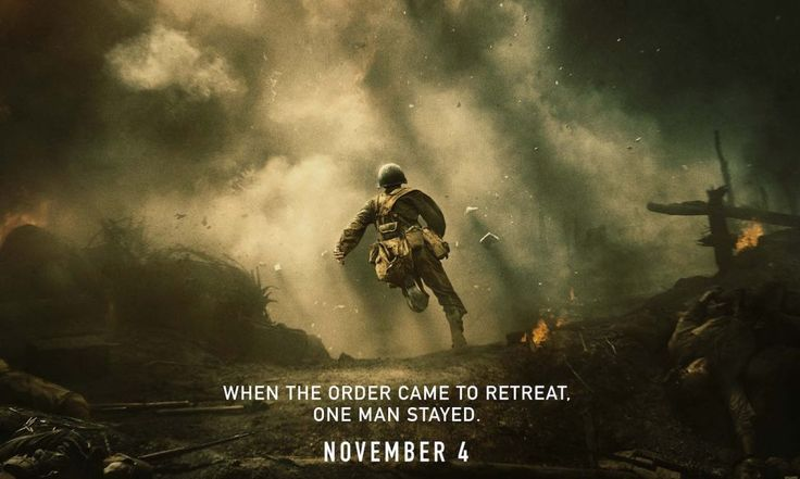 Mel Gibson Is Back With New Epic 'Hacksaw Ridge' Movie