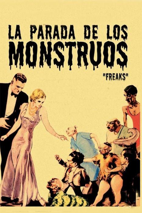 La parada de los monstruos-Solo cine fantastico y de terror