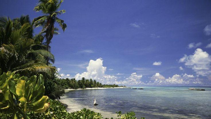 Die globale Erwärmung und das Ansteigen der Meeresspiegel machen vielen wunderschönen Orten auf der Welt zu schaffen: Wer hier hin möchte, sollte sich beeilen ...