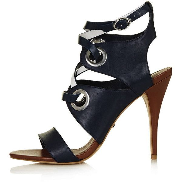 1000  ideas about Navy Blue Strappy Heels on Pinterest