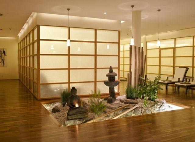 le feng shui comme décor d'intérieur