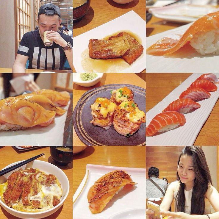 #sushi #salmon #don #donburi #sushimasa #date #nomnom #japanese #japan #culinary #foodtrip #foodtravel #fotomakanan #sashimi #aburi #oyakodon #katsu #bake #foodorgasm #food #foodporn #jakartafood #foodie #sugihkulinermulu #baseonjakarta #foodlover #travel #makan #jepang #foodphotography #fotomakanan by sugih_d