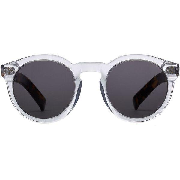Illesteva Leonard Sunglasses (355 SGD) ❤ liked on Polyvore featuring accessories, eyewear, sunglasses, glasses, fillers, sunnies, illesteva, illesteva glasses, illesteva eyewear and illesteva sunglasses