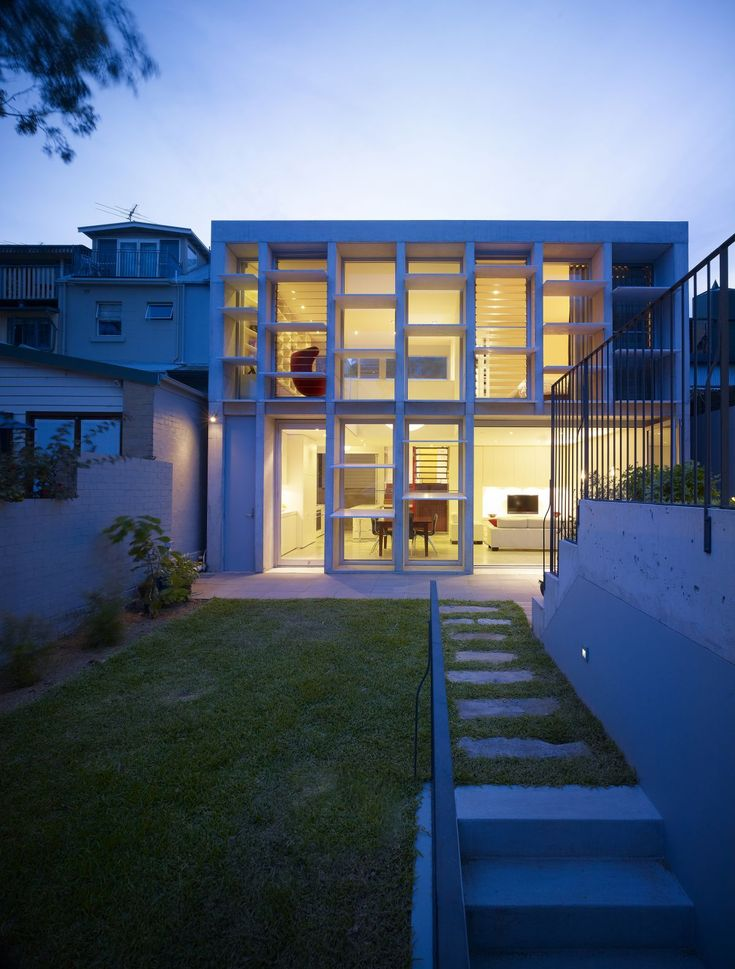 Balmain House Extension By Carter Williamson Architects