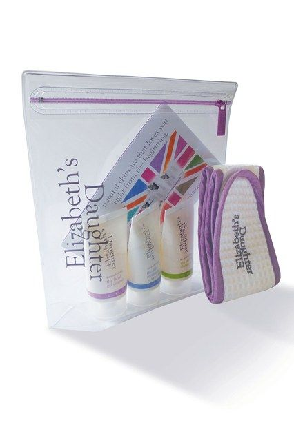 Elizabeth's Daughter Travel Pack - WIN Free MyShowcase.com Beauty Products - Competition (houseandgarden.co.uk)